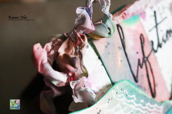 Karen Jiles for Ritabarakat.com Altered insta album