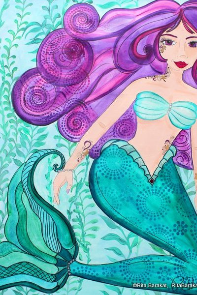 Mermaid Round Up!