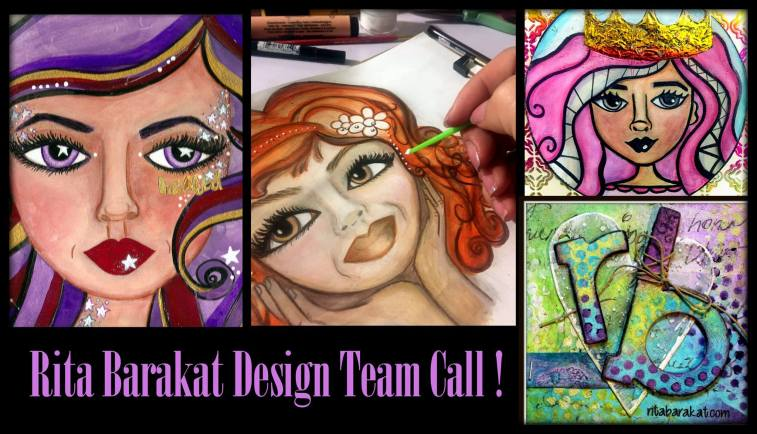 RBarakat Design Team Announcement