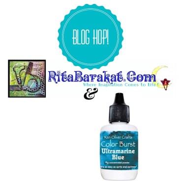 Rita Barakat and Colorburst fun