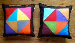 almofadas colour square