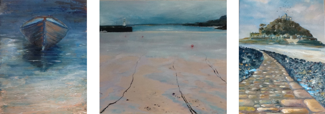 Unique, atmospheric paintings from the heart of Cornwall