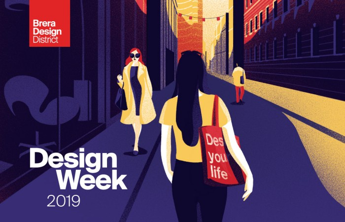 Brera Design Week 2019: Design Your Life!