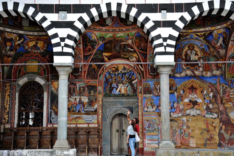 monastero-rila