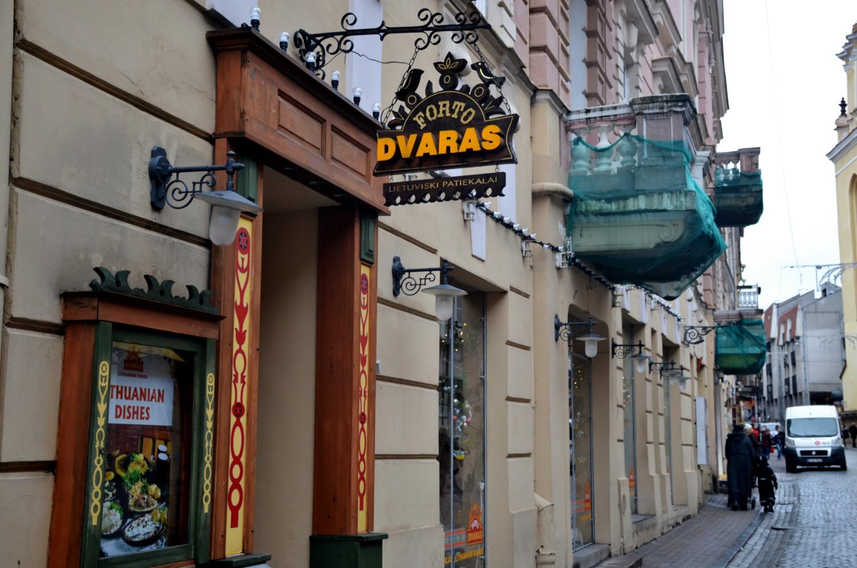 dove mangiare a vilnius