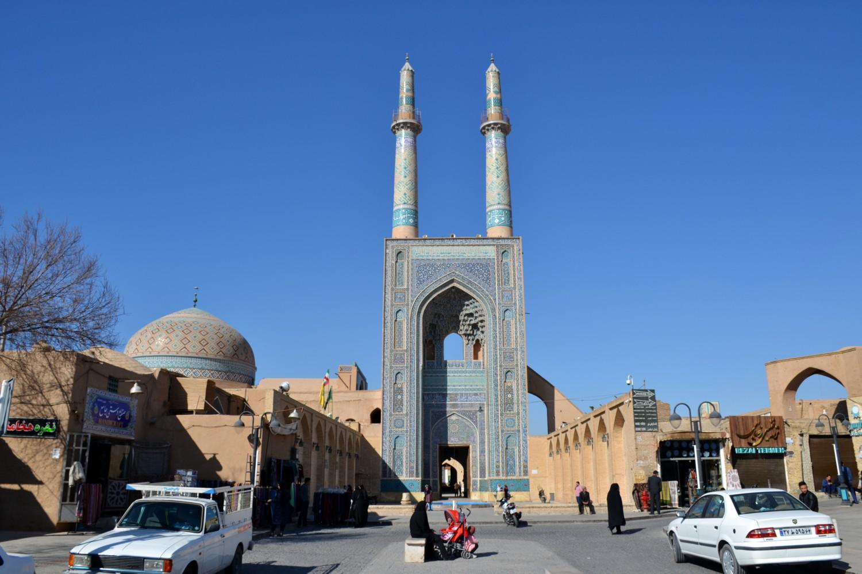 Yazd guida della città