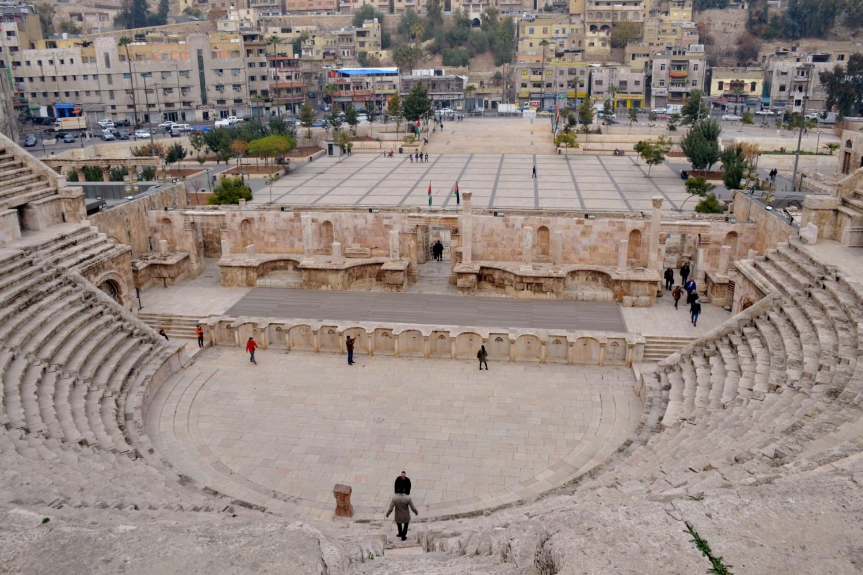 giordania in 8 giorni