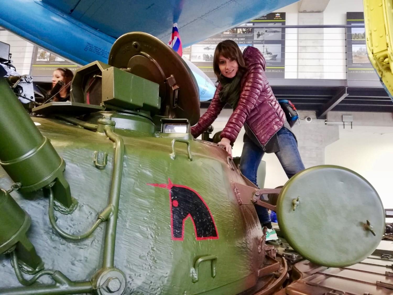 museo sottomarino slovenia