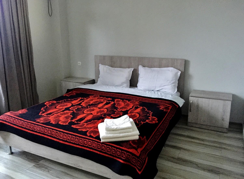 dove dormire in georgia