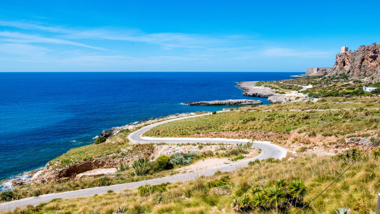 Riserva naturale dello Zingaro San Vito Lo Capo Sicilia