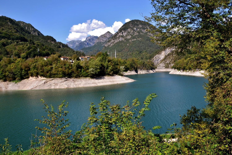 Il lago di Redona