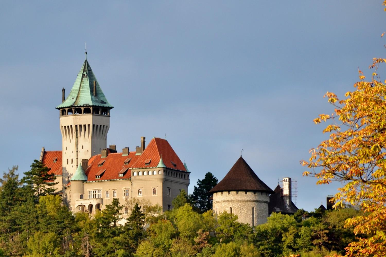 Il castello di Smolenice