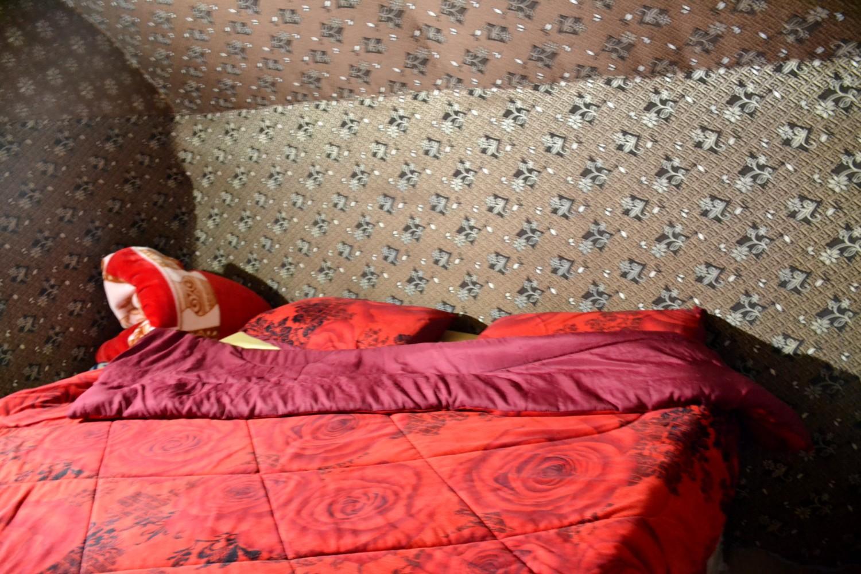 posti strani dove dormire
