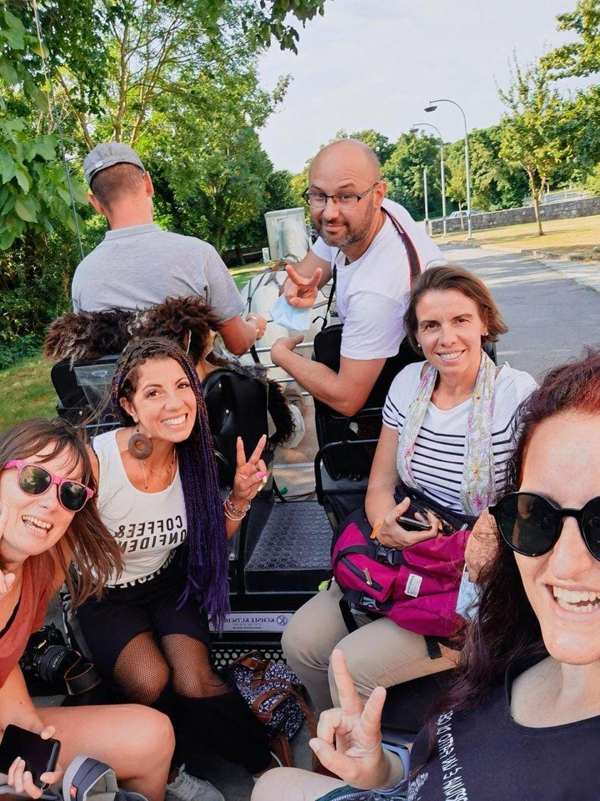 slovenia tour press
