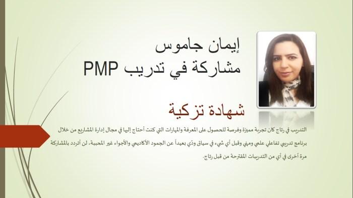 Project Management Professional - PMP 9
