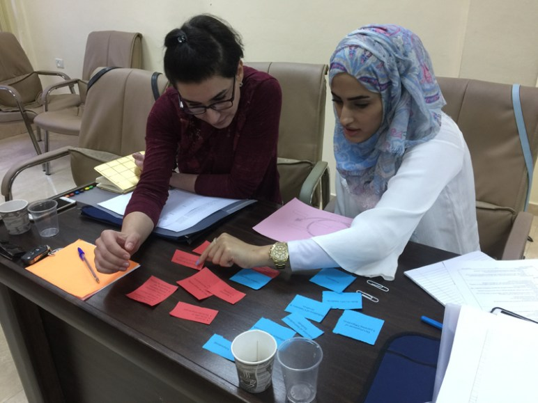 """افتتاح تدريب الشهادة الدولية للمدرب المحترف """"CIPT"""" 3"""