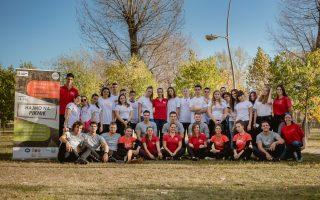 Više od 40 srednjoškolaca učestvovalo u takmičarskom delu Razigranog piknika u Limanskom parku
