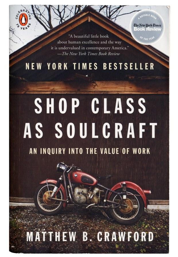 shop class cover