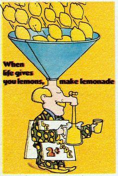lemons retro