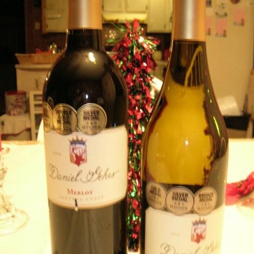 California Wine Club {Giveaway}