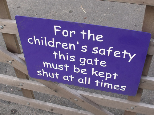 Fox Hollies Children's Centre and Hall Green Children's Centre - sign - children's s