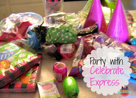 Celebrate Express Made Our Party