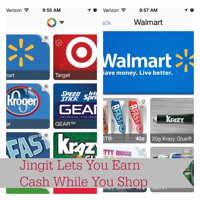 Jingit Lets You Earn Cash While You Shop