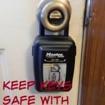 Keep Keys Safe with Master Lock