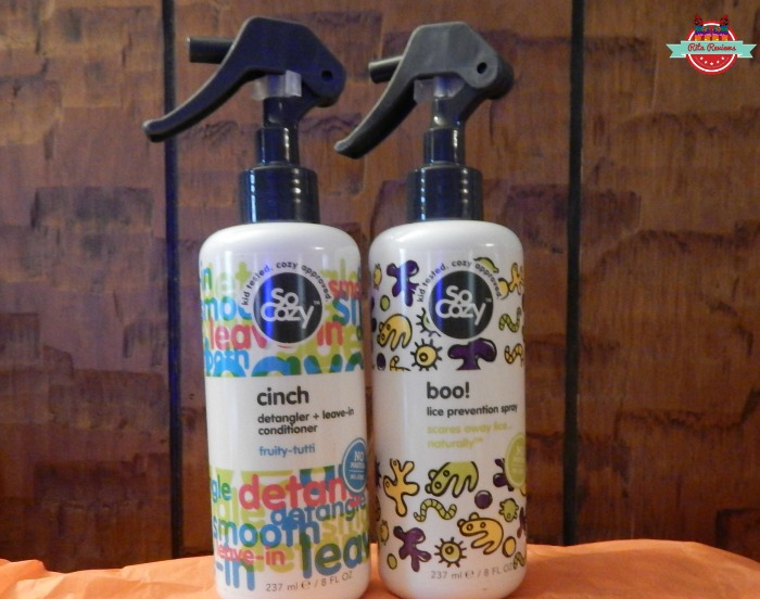 cinch and boo sprays