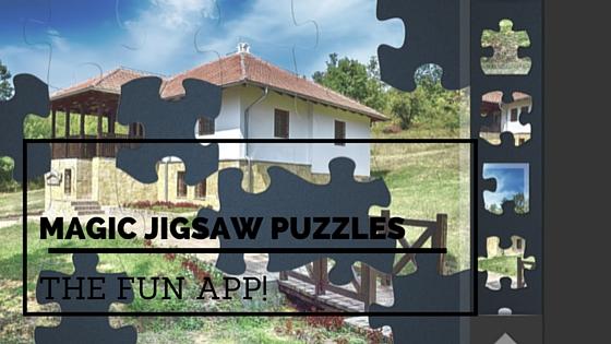 Magic Jigsaw Puzzles App