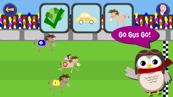 Learn Spanish with  Gus on the Go