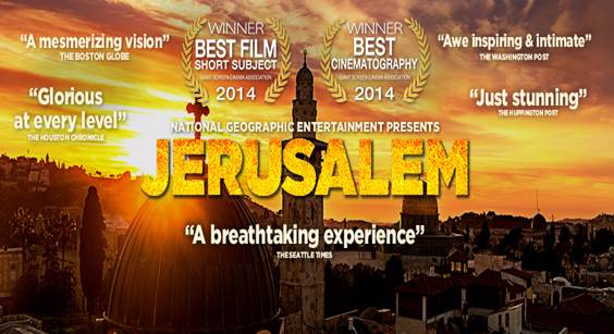 Take Jerusalem Home for Easter!
