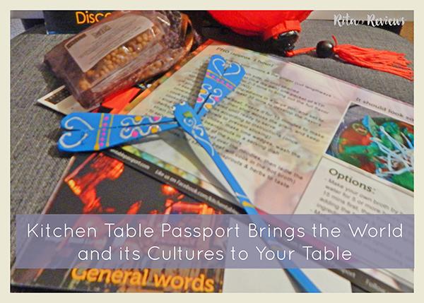 Kitchen Table Passport