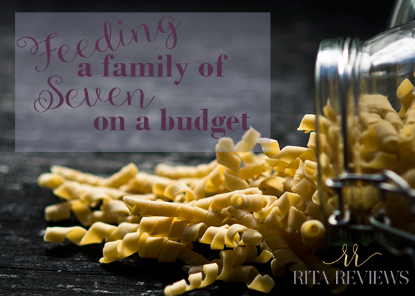 Feeding a Family of Seven on a Budget
