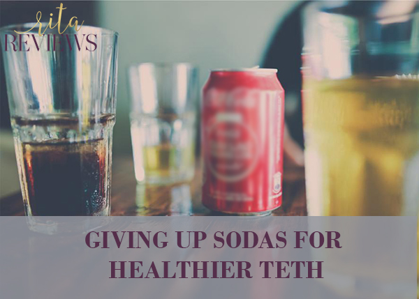 Give Up Sodas For a Brighter Smile