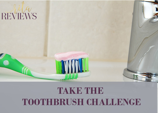 Take the Toothbrush Challenge