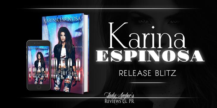 Omega Release by Karina Espinosa Day Blitz