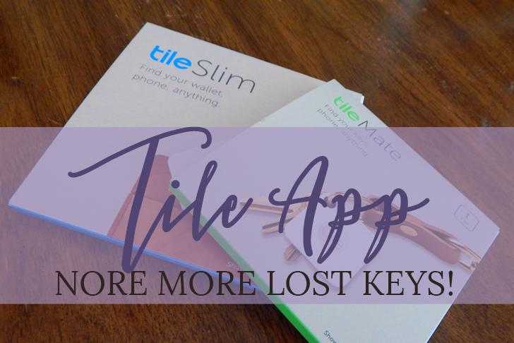 Tile Helps Find Your Lost Keys