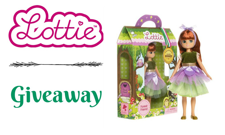 Lottie Doll Giveaway with MamatheFox