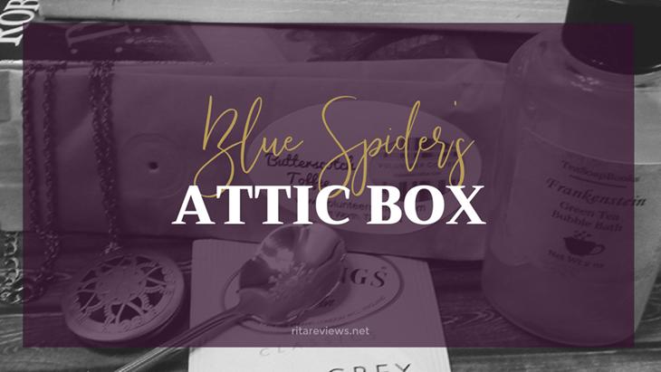 Blue Spider's Attic Box