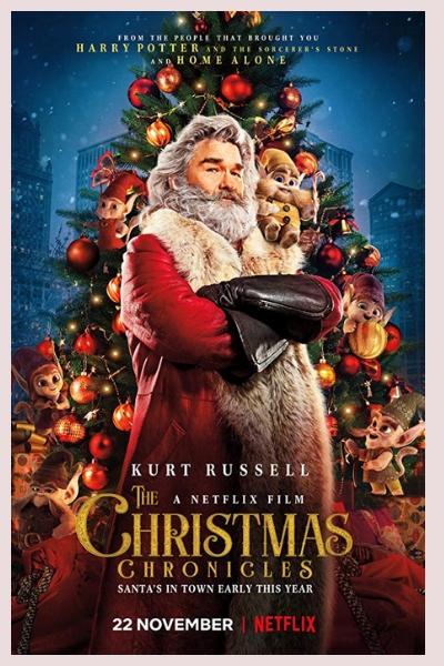 Christmas Chronicles Sleigh.The Christmas Chronicles On Netflix
