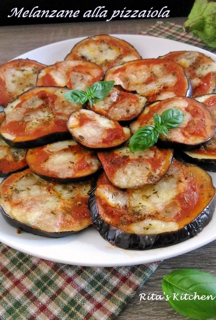 melanzane alla pizzaiola