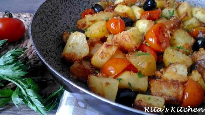 patate alla puttanesca
