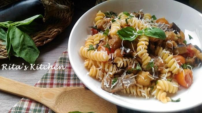 pasta alla parmigiana
