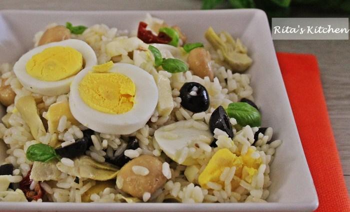 insalata di riso capricciosa