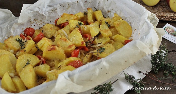 patate alla contadina