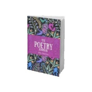 The Poetry Journal a 200 page lined notebook for the poet by Rita Slanina, signed edition