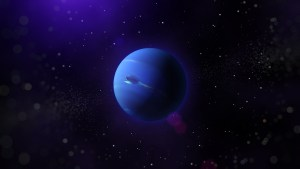astrological blue planet