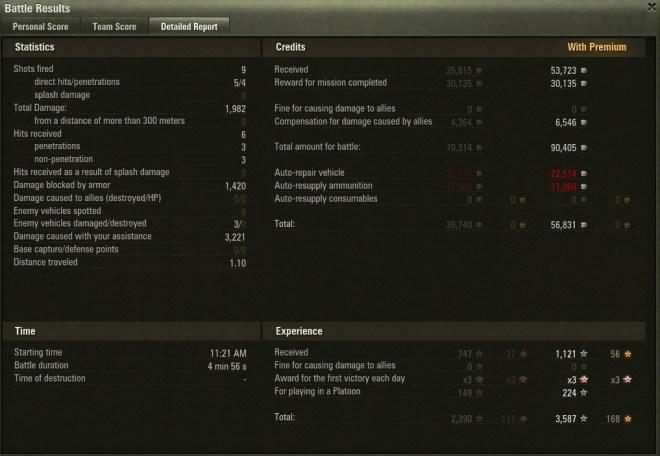 platoon_bonus - Status Report