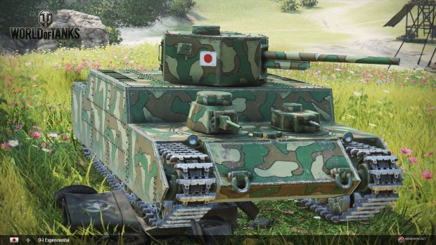 World of Tanks Console: Japanese Heavies and New Maps « Status Report